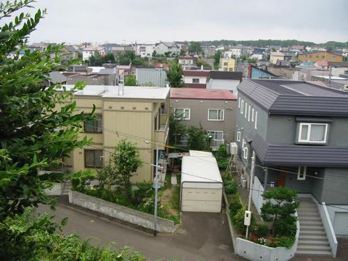 札幌市豊平区西岡 №1(2004.8.1)