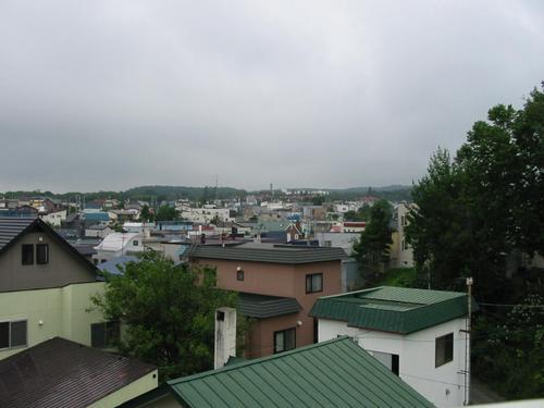 札幌市豊平区西岡 №2(2004.8.1)